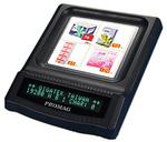 Настольный VFD дисплей покупателя с монетницей Giga (Promag) DSP802U (DSP802)